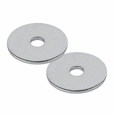 Steel Backing Washers for 4.8mm Blind Pop Rivets M5 x 20mm Bright Zinc Plated