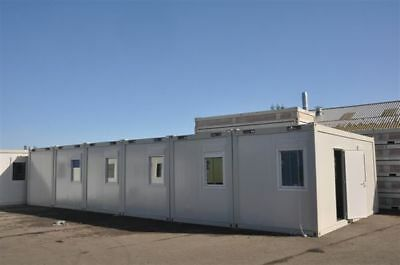 Portable Building New Modular Building 6 Bays 20' x 48' / 6m x 14.6m Site Office