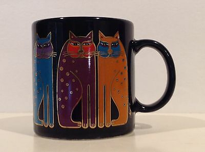 Siamese Cats Coffee Cup Mug by Laurel Burch