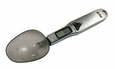 AWS SG-300 Digital Pocket Spoon Scale 300g x 0.1g American Weigh Scales Silver