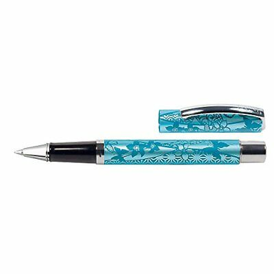ONLINE Penna stilografica Rollerball Butterfly Dreams Turquoise (C6q)