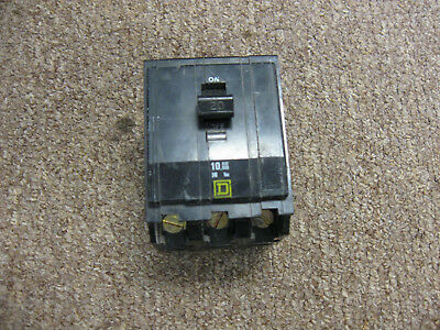 SQUARE D Circuit Breaker MJ-5441 3 POLE 20A AMP 240V Volt Type HACR