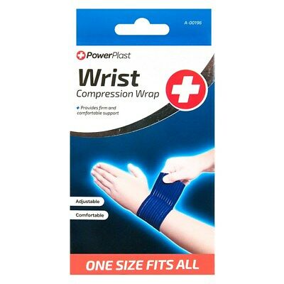 Wrist Compression Strap, Sprain Strain Injury Support,Elastic Bandage Brace Wrap
