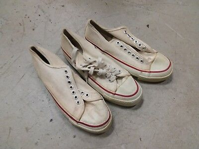 vintage new old stock Pro Jack Purcell 6.5 lot right shoe sneaker converse rare