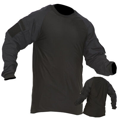 V-Tac Paintball Jersey Zulu Tactical schwarz XL