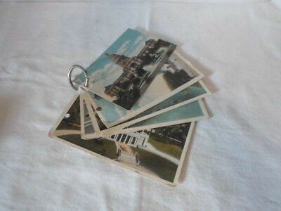 Vintage lot of postcards ~ Lot of 7  Postcards from the 1920s - Historic