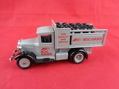 Ledo Promotional Model Collectible Toy Truck BOC Gases Made in England