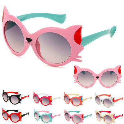 Girls Goggles Children Outdoor Lovely New Boys Fashion Kids Sunglasses Popular