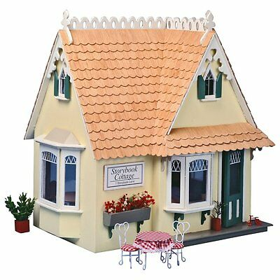 Greenleaf Storybook Cottage Dollhouse Kit - 1 Inch Scale