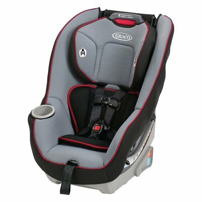 Graco Contender Convertible Car Seat - Chili Red, Chili Red
