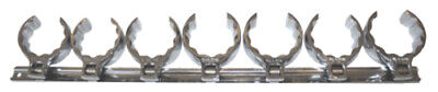 """7Pc. SAE 12 Point Crowsfoot Flare Nut Wrench Set 1.1.7/8"""" - 2.1/4"""" T&E Tools CF1"""