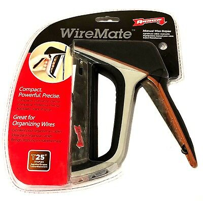 Arrow T25X WireMate Manual Wire Stapler