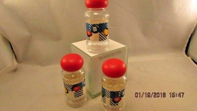 M&M'S Milk Chocolate Candy Spice Shaker Bottles lot of 3