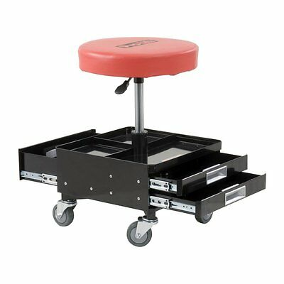 Pro-Lift Pneumatic Chair with 3 Drawers