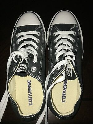 Clothing, Shoes & Accessories Converse CHUCK TAYLOR All Star Low Top Unisex Canvas Shoes Sneakers NEW