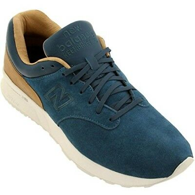 separation shoes 2f721 5d92a NEW BALANCE - Men's MD Re-engineered 1500 Sneakers -Teal/Brown