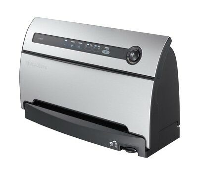 FoodSaver Automated Vacuum Sealer with Integrated Roll Storage FSFSSL3840-60