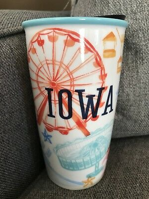 Starbucks Iowa Mug (Tumbler)