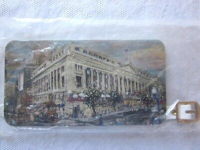Ritz-Carlton San Francisco Luggage Tag 1991 New