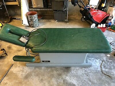 Hills Chiropractic Electric Massage Table