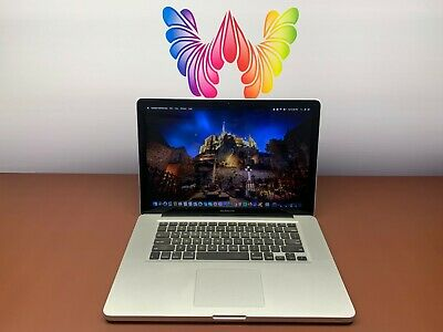 Apple MacBook Pro 15 PRE-RETINA UPGRADED 8GB RAM 1TB SSD HYB ~ 3 YEAR WARRANTY