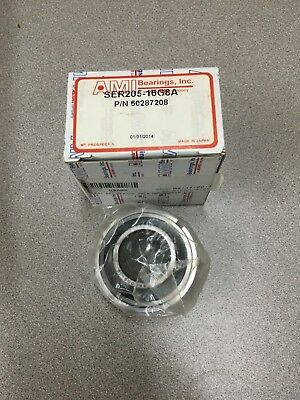 AMI Asahi Pillow Block Bearing MUC205FD MUC205-16 MUC20516 New