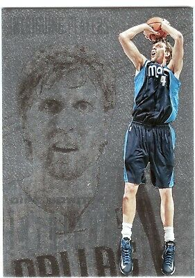 Dirk Nowitzki 2012-13 Panini Intrigue, Intriguing Players !!