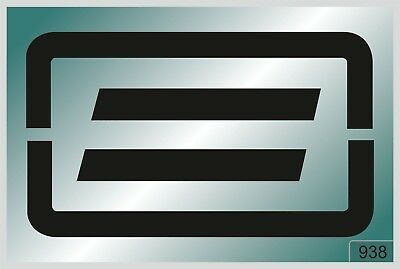 Shift  Racing -2 pcs. stickers  - HIGH QUALITY DECALS - different colors - №938