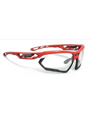 RUDY PROJECT FOTONYK RED Photocromatic impactX OCCHIALI DA SOLE SP457345-0000
