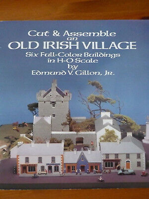 Old Irish Village, Six Full-Color Buildungs in 1:87, USA, Edmmund V. Gillon