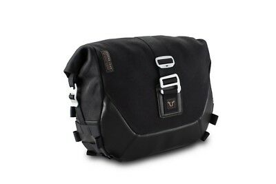 SW-Motech Legend Gear Side Bag LC1 BLACK EDITION Left Side
