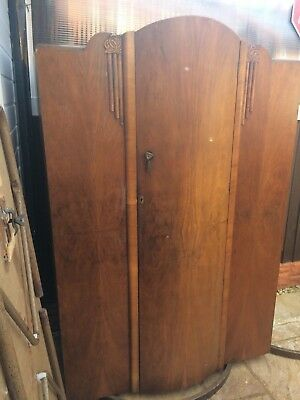 Vintage Wardrobe  - (Also Matching Dressing Table Available) - Can Deliver