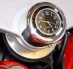 British Made 27mm Stem Nut Cover with Black Clock