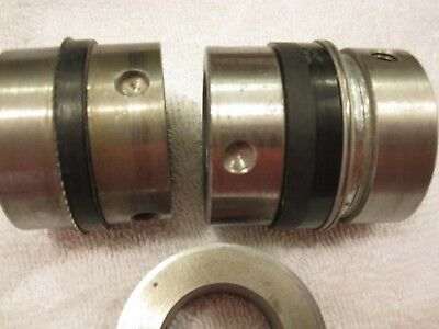 Mbo /stahl  collars and scores 30mm shafts