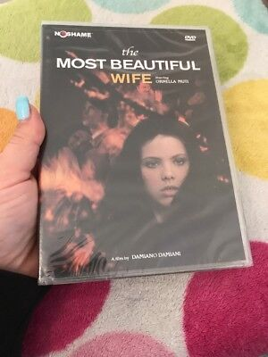 The Most Beautiful Wife Dvd. 1970 film. •SEALED• Rare** Long Out Of PRINT !!!