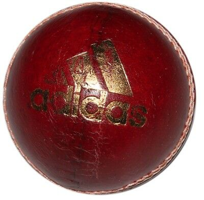 adidas Cricket Ball V87530 SB CLUB BALL RD rot GB MENS NEU @FL01
