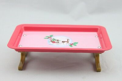 American Girl Maryellen Holiday baking set Christmas tray table 18'' accessories
