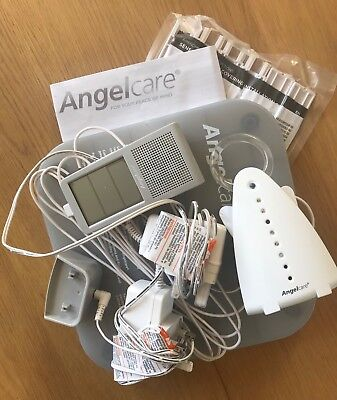 Angelcare AC1100 Digital Video, Movement and Sound Baby Monitor £219