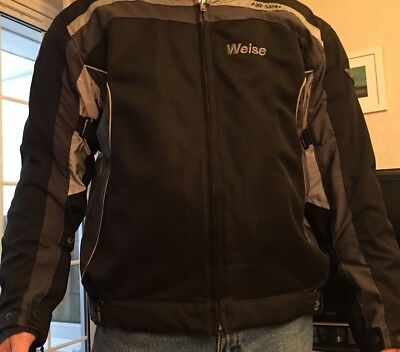 Weise Air Spin motorcycle jacket