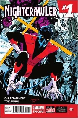 Nightcrawler (2014)    #1 to 12 Complete    NM- to NM/M