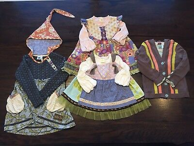 Huge Matilda Jane Lot - Excellent Used Condition - Size 3 Size 4 Dresses & Tops