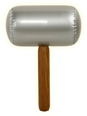 Inflatable Clown Costume Accessory Mallet Hammer