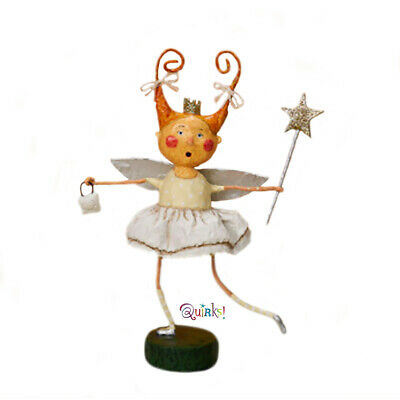 Pearly White Tooth Fairy Lori Mitchell Collectible Figurine