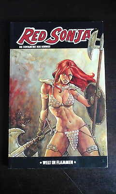 Red Sonja # 5 - Welt in Flammen (Panini Comics)