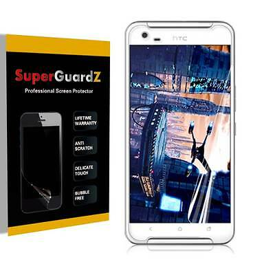 4X SuperGuardZ HD Clear Screen Protector Shield Armor Saver Film For HTC One X9