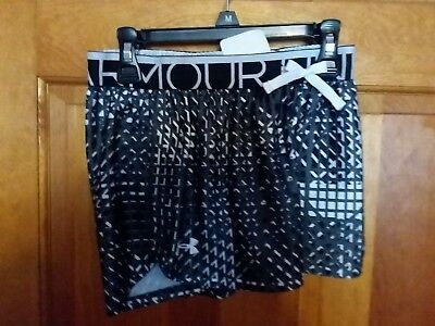 girls shorts by Under Armour size youth medium - NEW