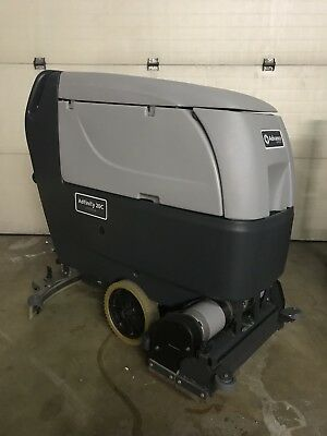 Adfinity 20C AXP Demo Cylindrical Scrubber/Sweeper. New Batteries