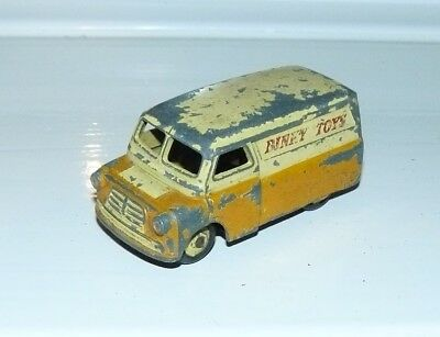 "Vintage Dinky Toys No.482 Bedford Van ""Dinky Toys"" livery - Renovation Project"