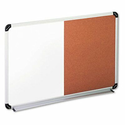 Universal 24 x 18 in. Dry Erase / Cork Bulletin Board