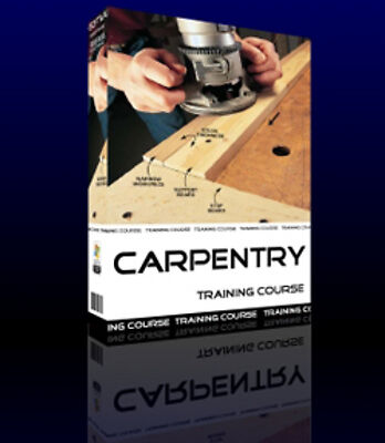 Carpentry Joinery Training Course Manual Guide